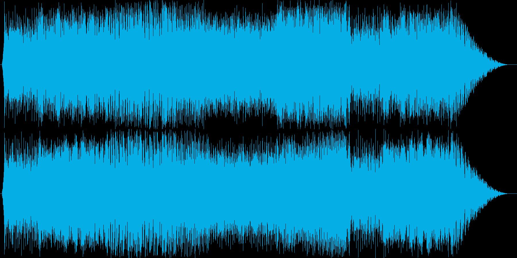 シミュレーションRPGのボス戦をイメー…の再生済みの波形