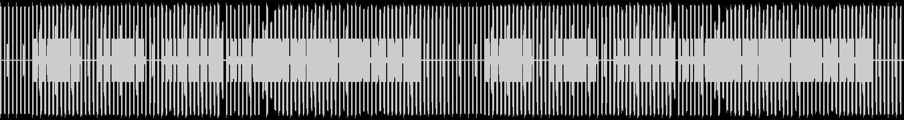FC風ループ 仲間は馬車に乗るの未再生の波形