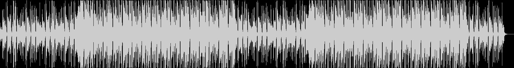 チルアウト洋楽CMアコギヒップホップaの未再生の波形