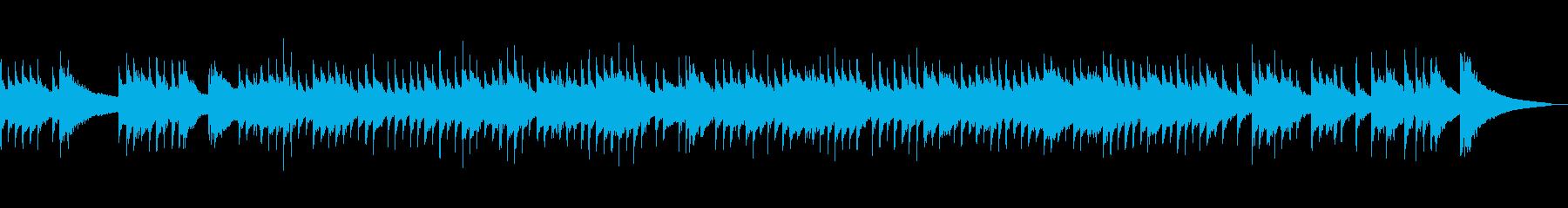 【アコギのみ】悲しくて絶望的な曲の再生済みの波形