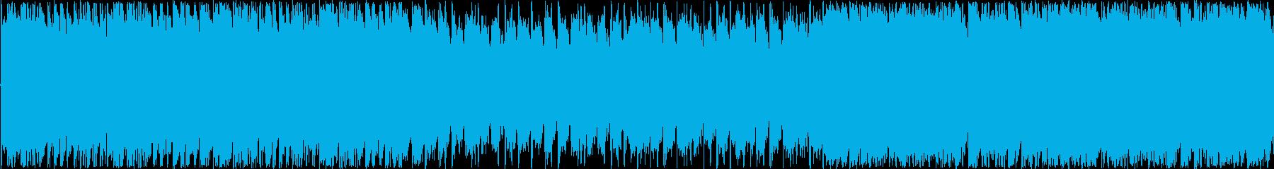 明るく可愛い行進曲の再生済みの波形