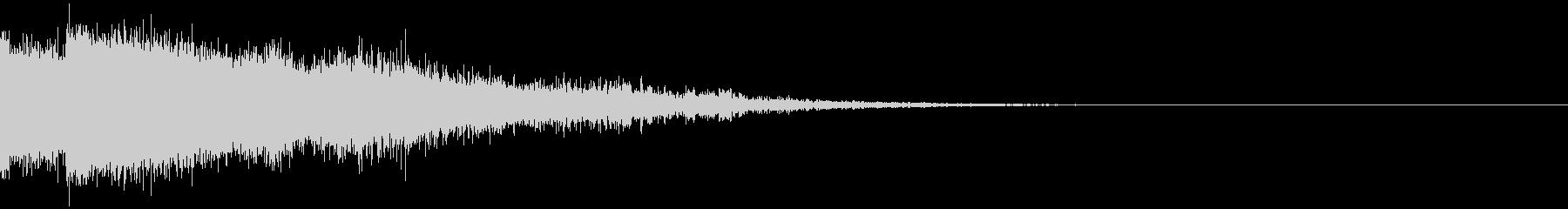Dark_Sweepdown-09の未再生の波形