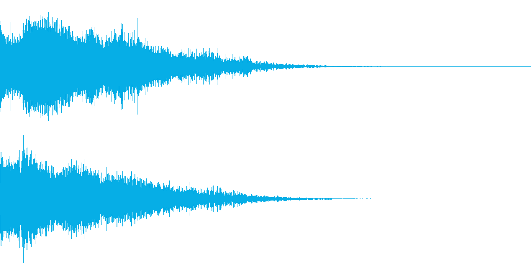 Dark_Sweepdown-09の再生済みの波形