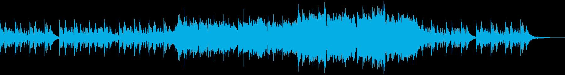 企業VPや映像74、オーケストラ、壮大bの再生済みの波形