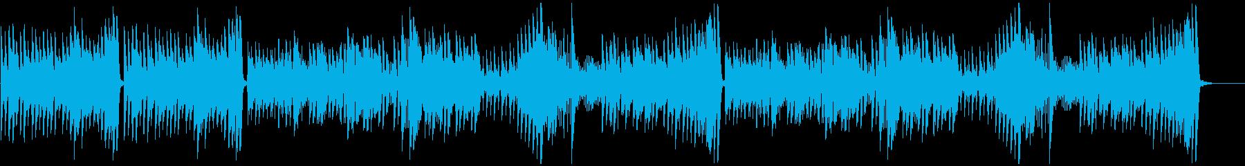 調理シーン等に最適のピアノソロ曲02の再生済みの波形