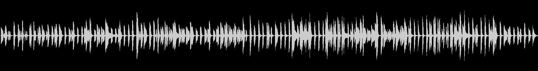 生ピアノソロ・楽しいDIY短めバージョンの未再生の波形
