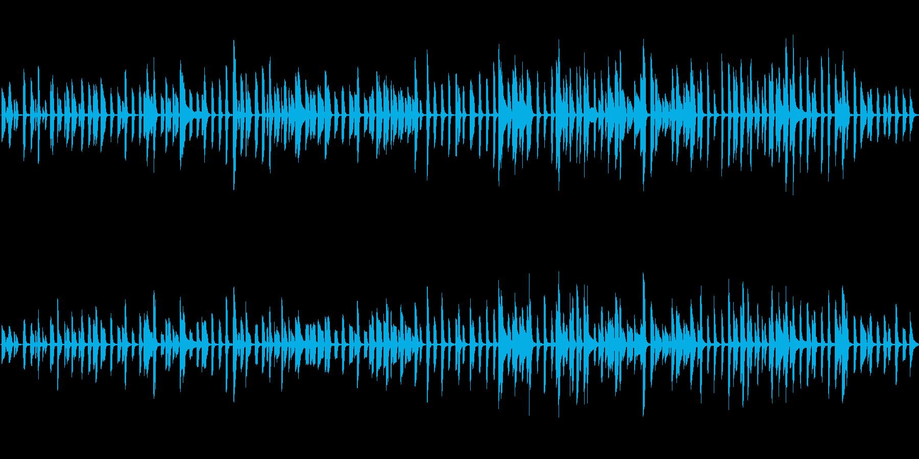 生ピアノソロ・楽しいDIY短めバージョンの再生済みの波形