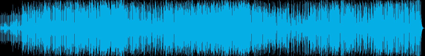 ファンク、の再生済みの波形