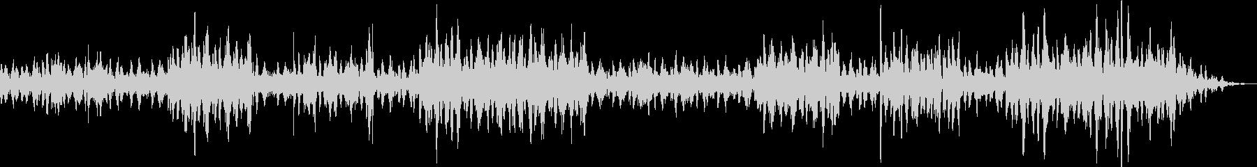 アルペジオが気持ちいいピアノソロの未再生の波形
