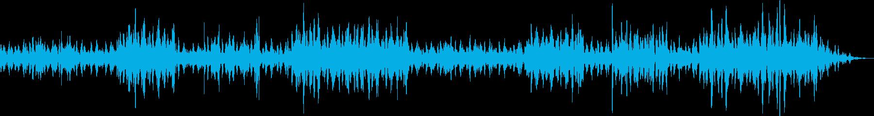 アルペジオが気持ちいいピアノソロの再生済みの波形