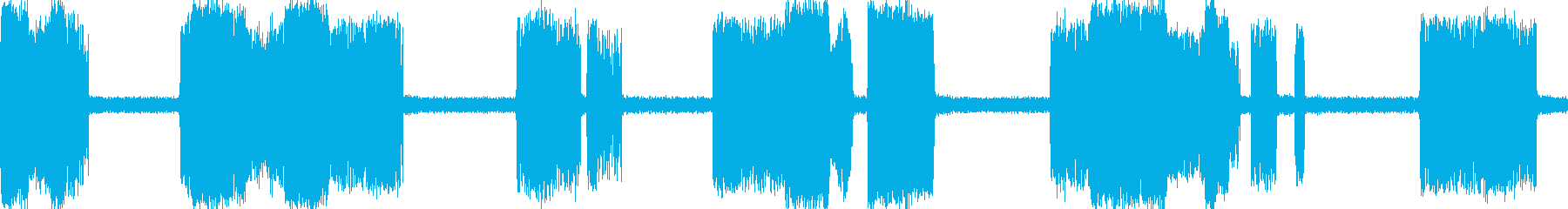 Electric bee's reproduced waveform