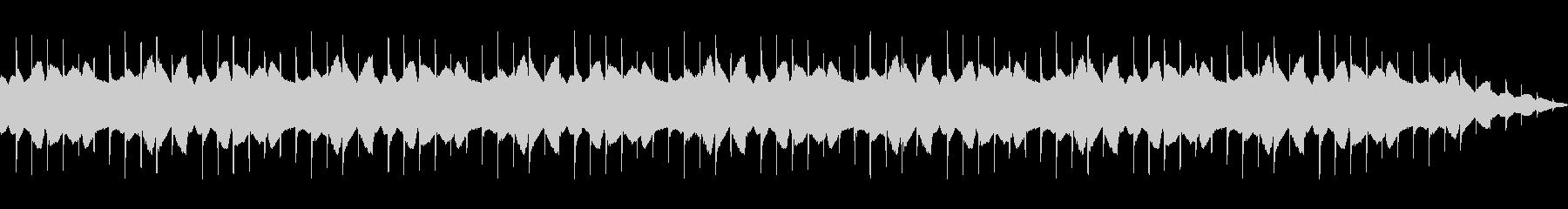 パラノイアベッドの未再生の波形