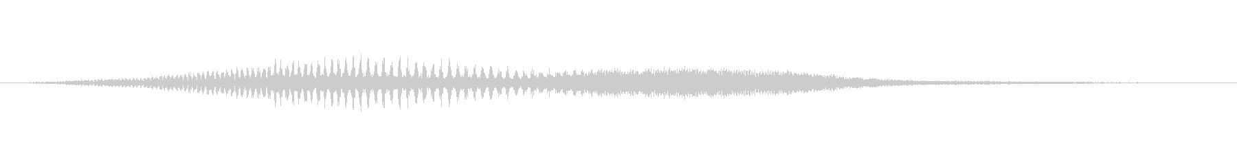 ステータス変更、バズアニマルグロー...の未再生の波形