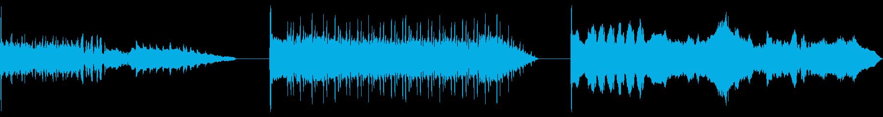 DIDGERIDOO、MEDIUM...の再生済みの波形
