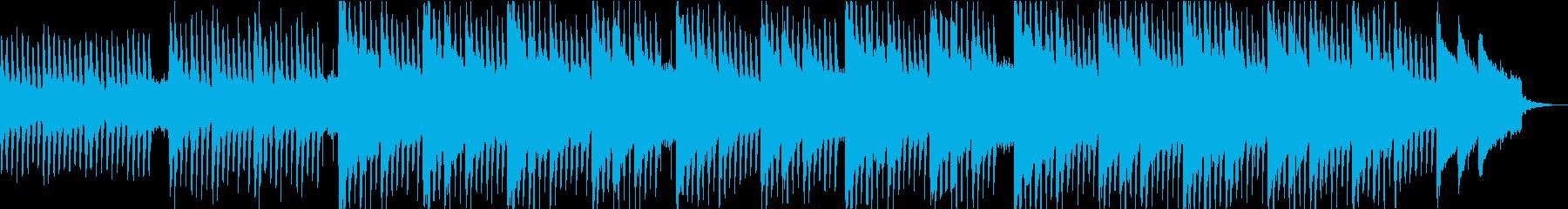 クール・幻想的・美しい・コーポレート③の再生済みの波形