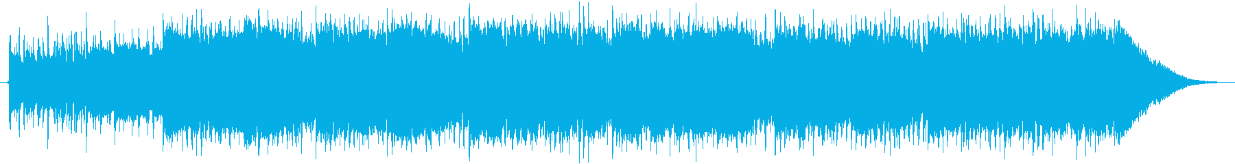エルガー威風堂々アコースティックアレンジの再生済みの波形