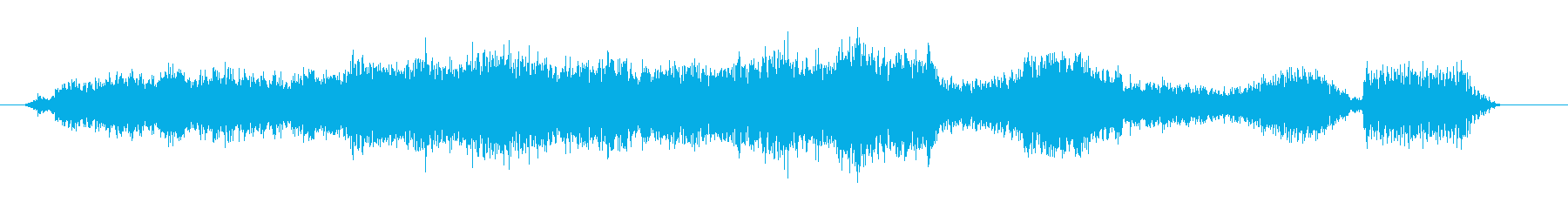 ランブル12の再生済みの波形