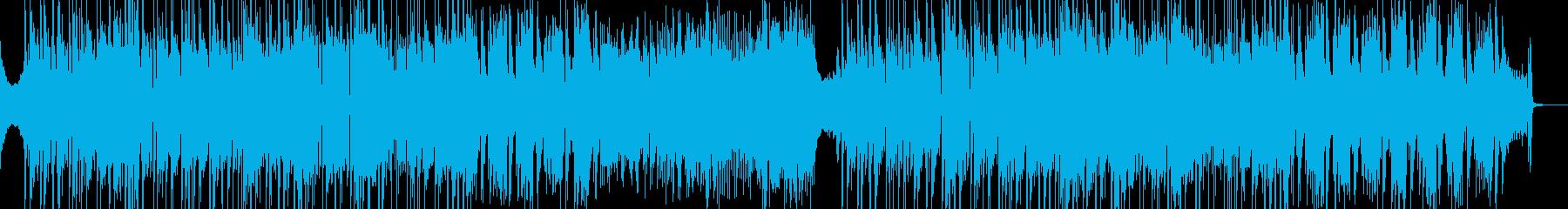 疾走感を加えたオシャレなR&B 短尺の再生済みの波形
