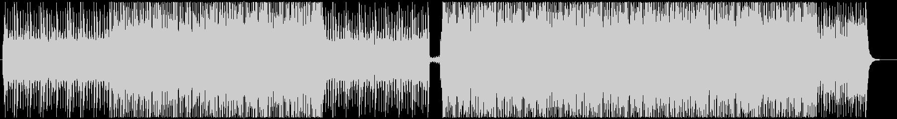 スタイリッシュなピアノのHip Hopの未再生の波形