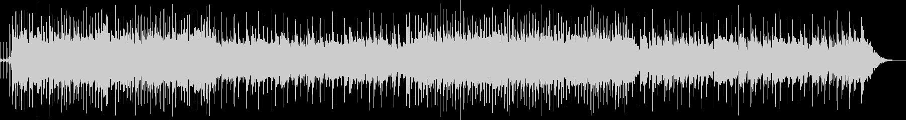 平凡で平和な日常・エンディングBGMの未再生の波形