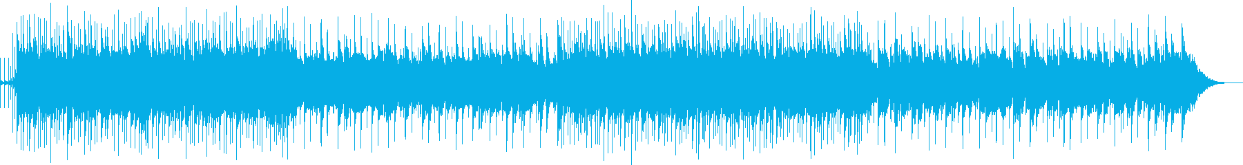 平凡で平和な日常・エンディングBGMの再生済みの波形