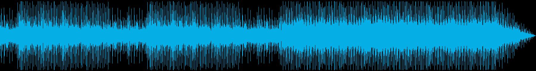 フォーク楽器。怠zyでのんきな音響...の再生済みの波形