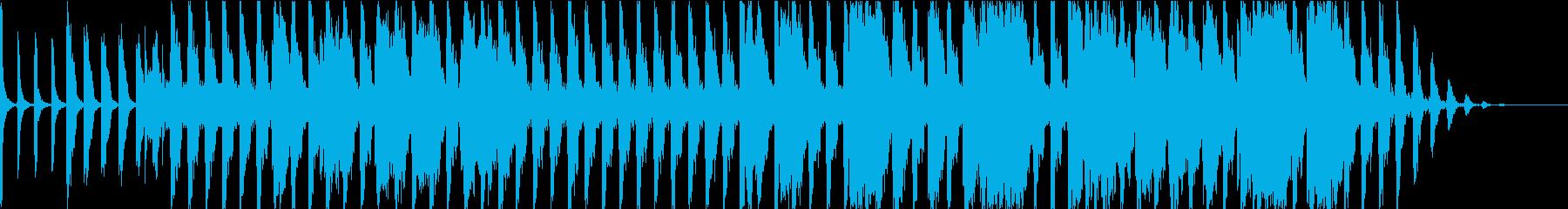 魚たちの森 No.000の再生済みの波形