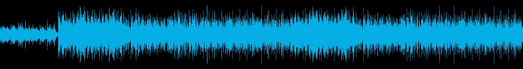 弦楽器とピアノが怪しげなポップスの再生済みの波形