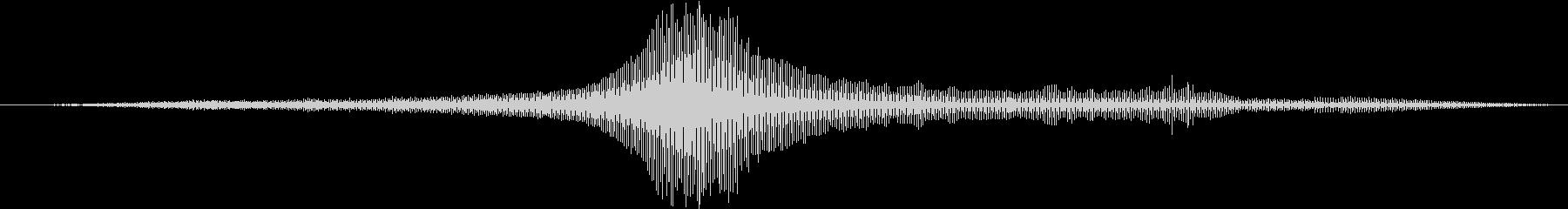 450 Cc 4ストローク:低速、...の未再生の波形