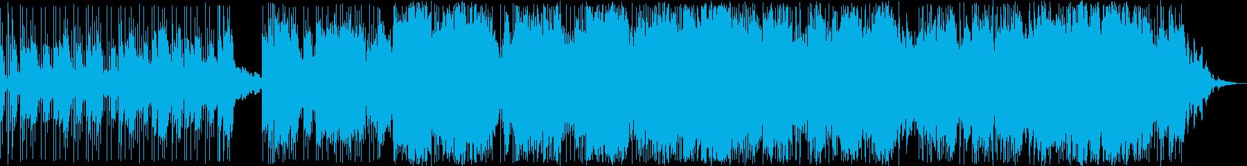 動画 サスペンス 技術的な 実験的...の再生済みの波形