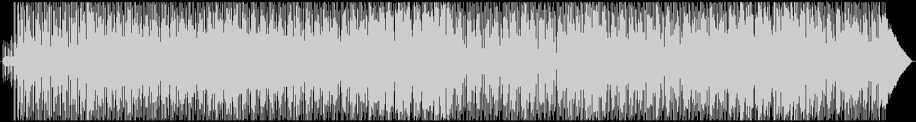 ノリの良い伸びやかなオリジナルインスト曲の未再生の波形