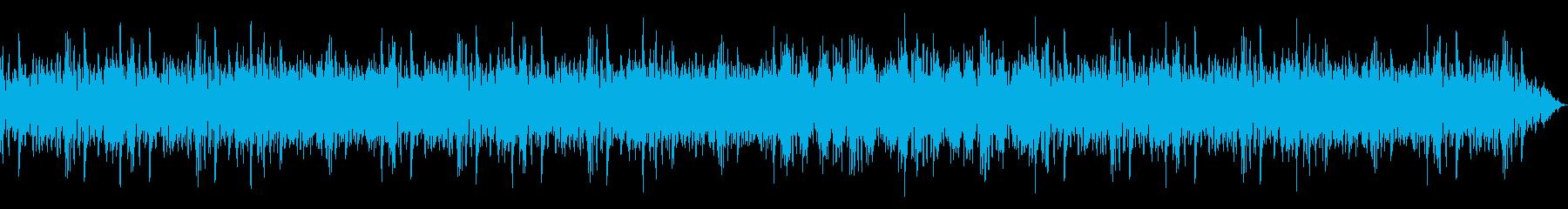 体を調べる Hでハイテク チルアウトの再生済みの波形