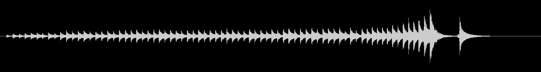 大太鼓16水音歌舞伎情景描写和風和太鼓江の未再生の波形
