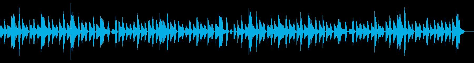 シンプルでメロディーがあり、覚えや...の再生済みの波形