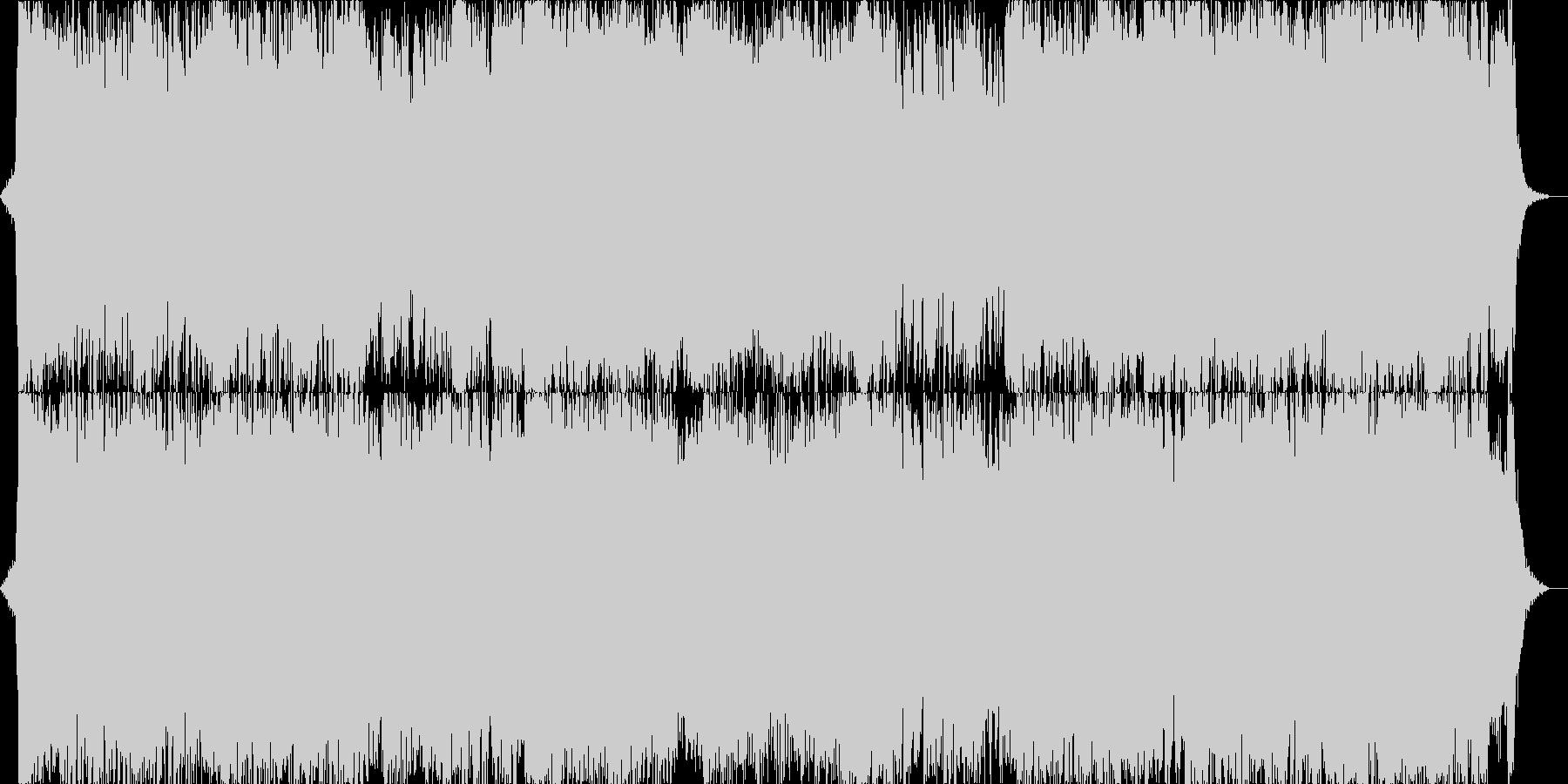 オーケストラ壮大系戦闘BGM41の未再生の波形