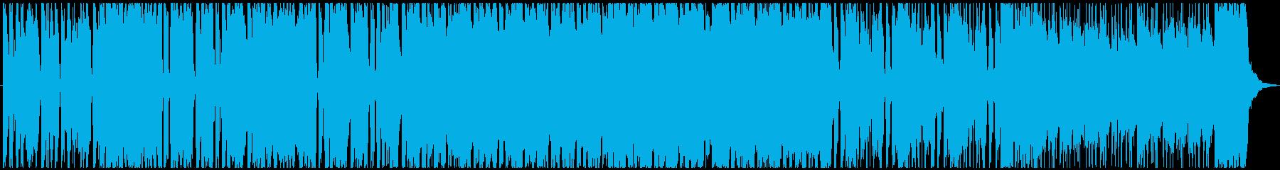 ポップ ロック 野生 燃焼 移動 ...の再生済みの波形