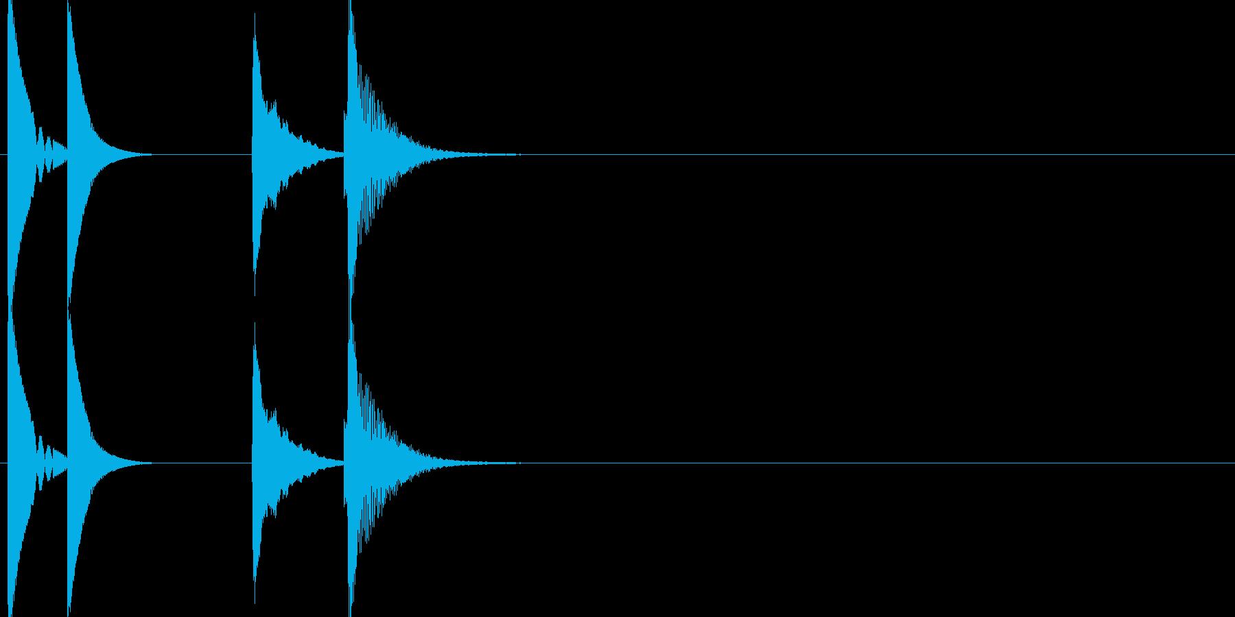 KANTペコパコンアイキャッチの再生済みの波形