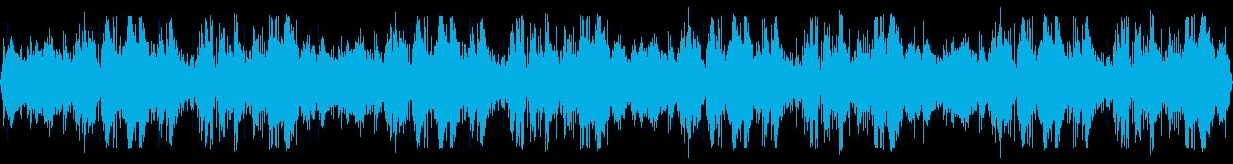 環境音_海_波音_003の再生済みの波形