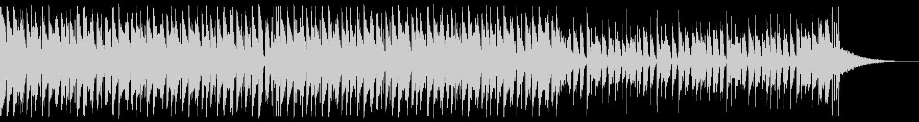 爽やかなEDM_5の未再生の波形