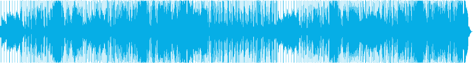 サラサラ ジャズ ラウンジ まった...の再生済みの波形