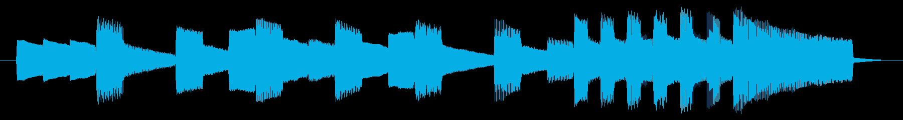 NES 汎用 A03-1(クリア1)の再生済みの波形