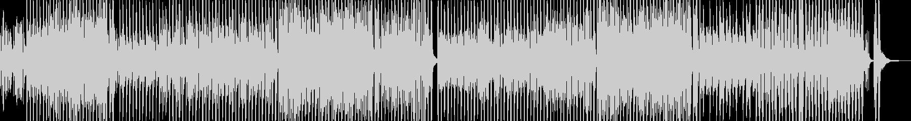 トランペット・まったりテクノ&マーチの未再生の波形