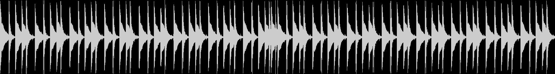 ジャンベ|リズム・ループ 1の未再生の波形