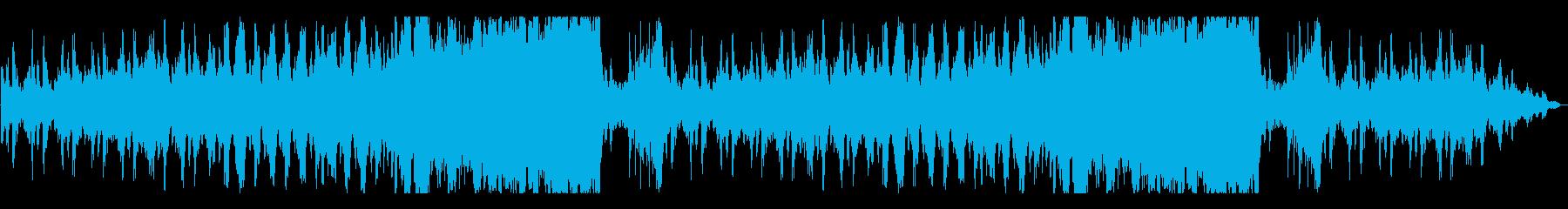 オーケストラ戦闘曲 強大な力に立ち向かうの再生済みの波形