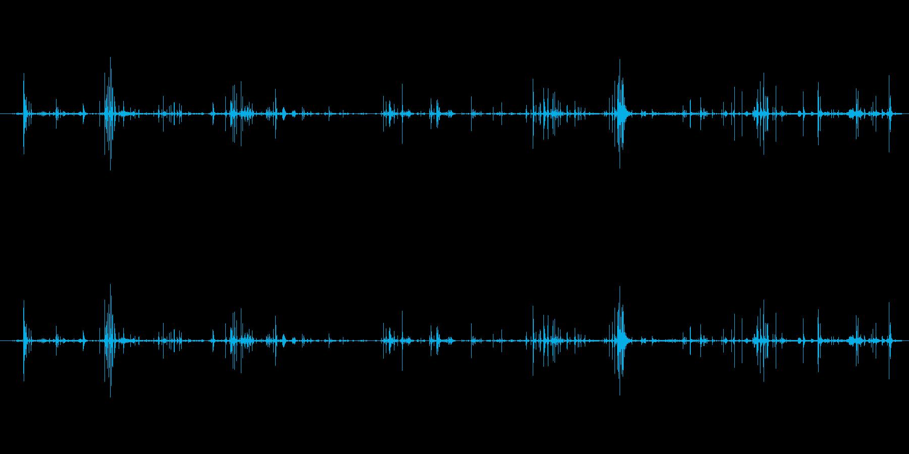 モンスター 肉食13の再生済みの波形
