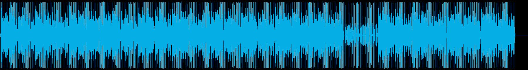 ヒップホップ/シンプル・王道/ギター/2の再生済みの波形