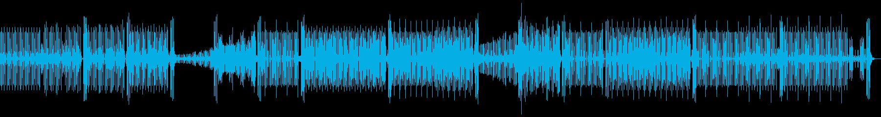 ハウスポップ。キャッチーな歌、陽気...の再生済みの波形