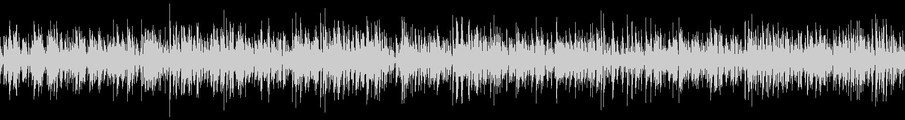 3分29秒のループ化ファイルです。の未再生の波形