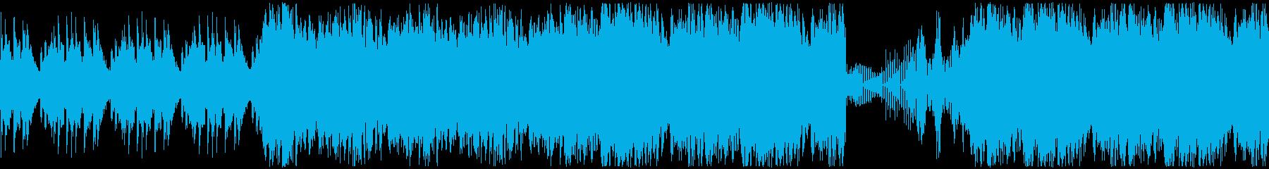 【映画/ストリングス/序章/バトル】の再生済みの波形
