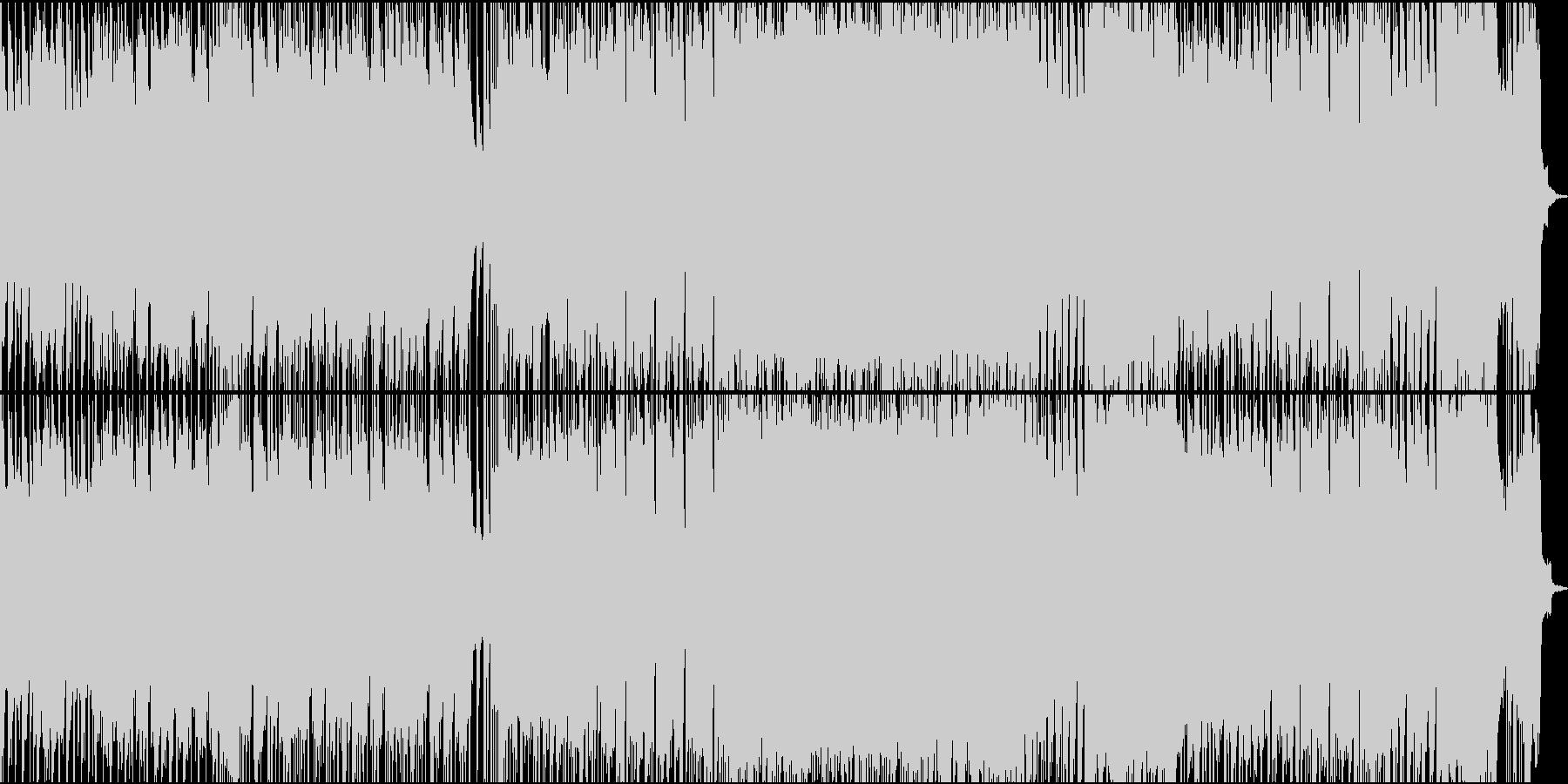 ブルース インディーズ ロック ポ...の未再生の波形